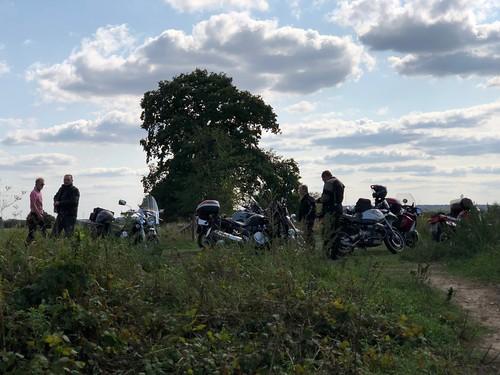 Motorradtreff im September 2018