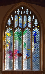 east window (Surinder Warboys, 1996)