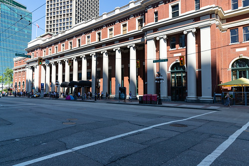 Waterfront station Vancouver
