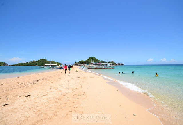 solina beach and nature resort bantigue sandbar