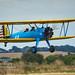 Boeing Stearman - Duxford - 15/8/18