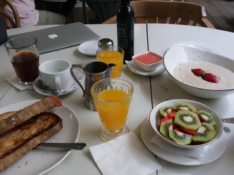Pandelino breakfast