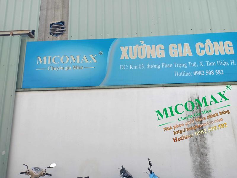 Địa chỉ bán Mica Đài Loan tại TPHCM