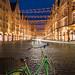 Prinzipalmarkt Münster (Blue Hour) by Rainer Albrecht