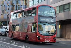 AL DW312 @ West Croydon bus station