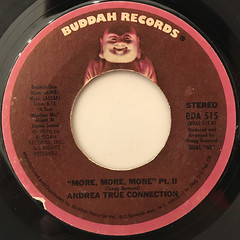 ANDREA TRUE CONNECTION:MORE, MORE, MORE(LABEL SIDE-B)