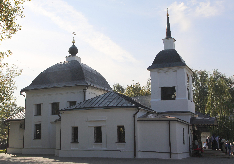 В Успенском храме в Александрове впервые за 250 лет состоялось архиерейское богослужение в день престольного праздника