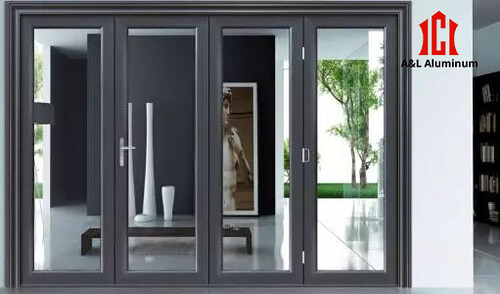 Aluminum doors and windows two