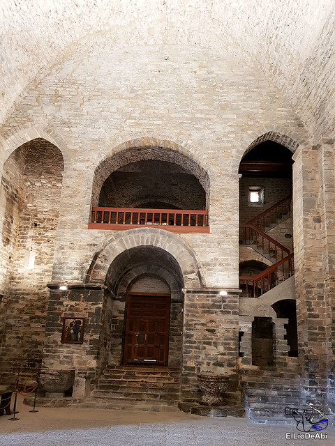 Monasterio de San Pedro de Siresa, un joya en el valle de Hecho (8)