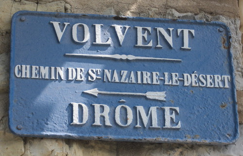 Volvent, Drome