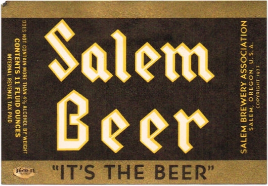 Salem-Beer--Labels-Salem-Brewery-Association