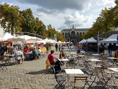 Fiesta Europa Bruselas