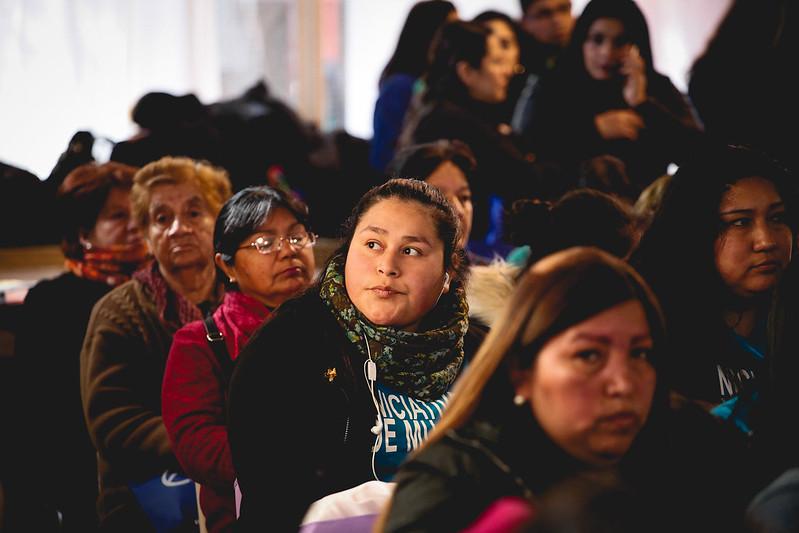 Encuentro de mujeres de Cerro Navia 2018