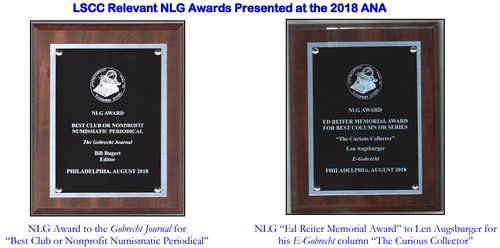2018 NLG awards for LSCC
