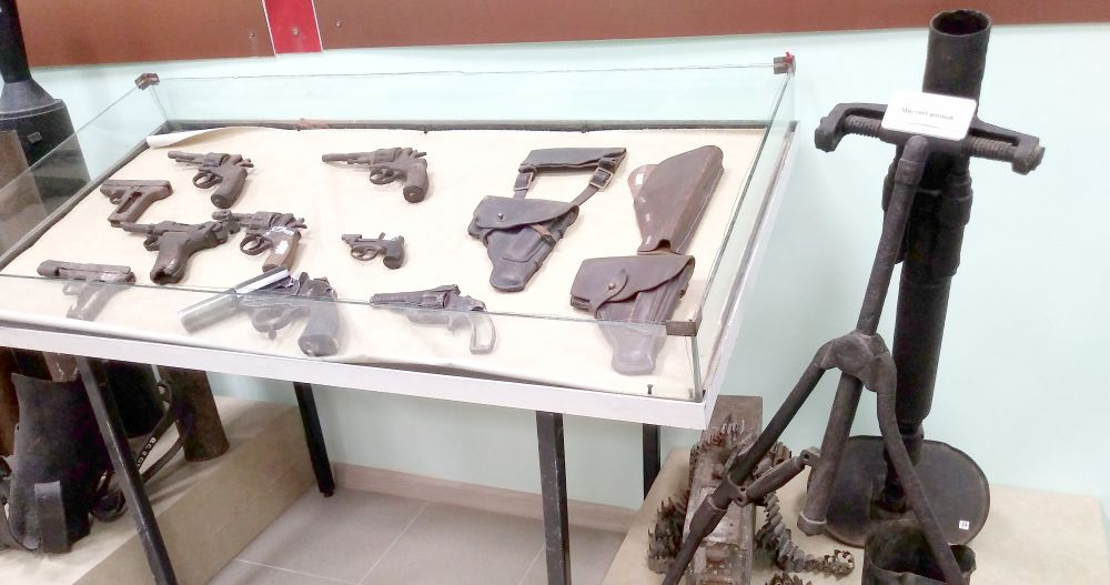 «Ярцево, 1941 год» — новая экспозиция в городском музее
