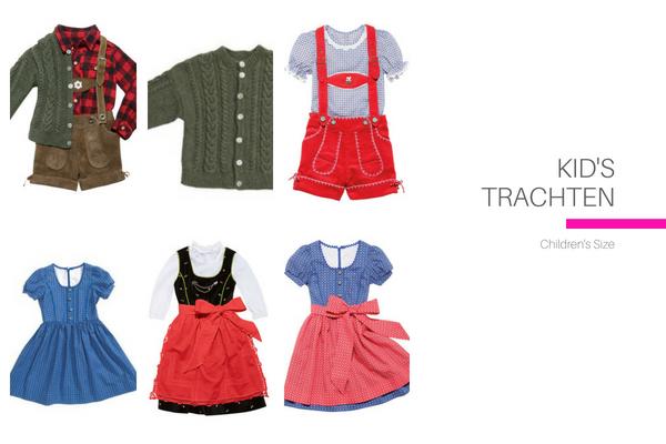Kids Trachten Collection