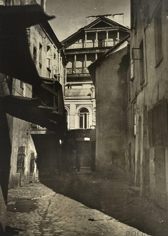 Еврейский квартал и Большая синагога