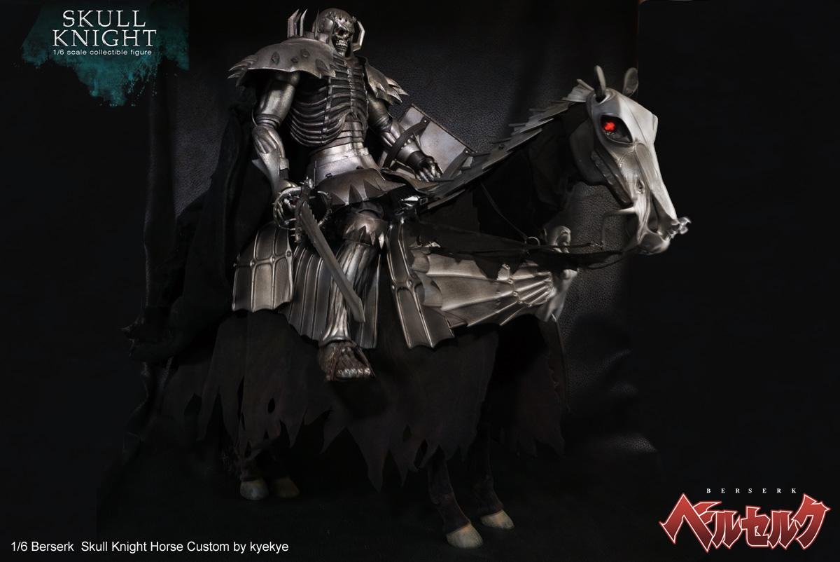 1/6 scale horse armor custom for Skull knight from [Berserk] 43767865384_4aeeaf4f21_o