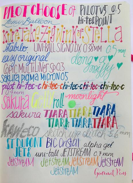 Leuchtturm 1917 A5 Neon Pink Notebook @Leuchtturm1917 @BureauDirect 7