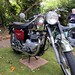 Royal Enfield at the 2018 Teesside Classic Bike Show