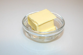 07 - Zutat Butter / Ingredient butter