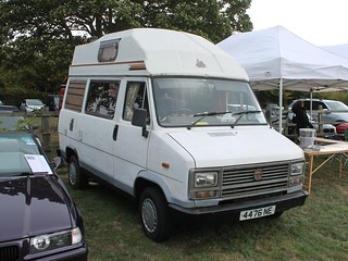 1984 Talbot Express | by quicksilver coaches