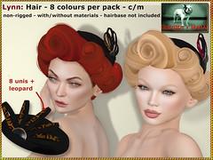 Bliensen + MaiTai Hair - Lynn