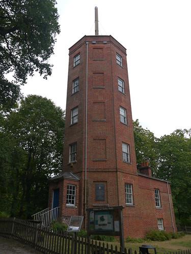 Chatley Semaphore Tower