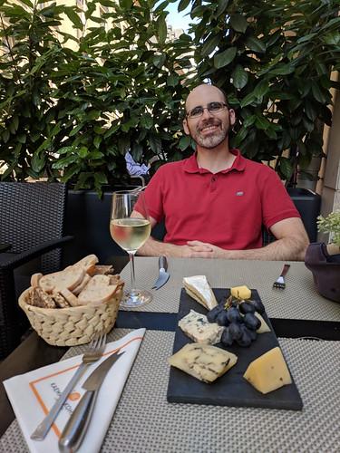 cheese + wine @ Kaempff-Kohler