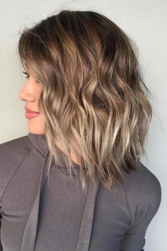 WEAR A LOB HAIRCUT 2019-New Styles Non-Boring For Women 16