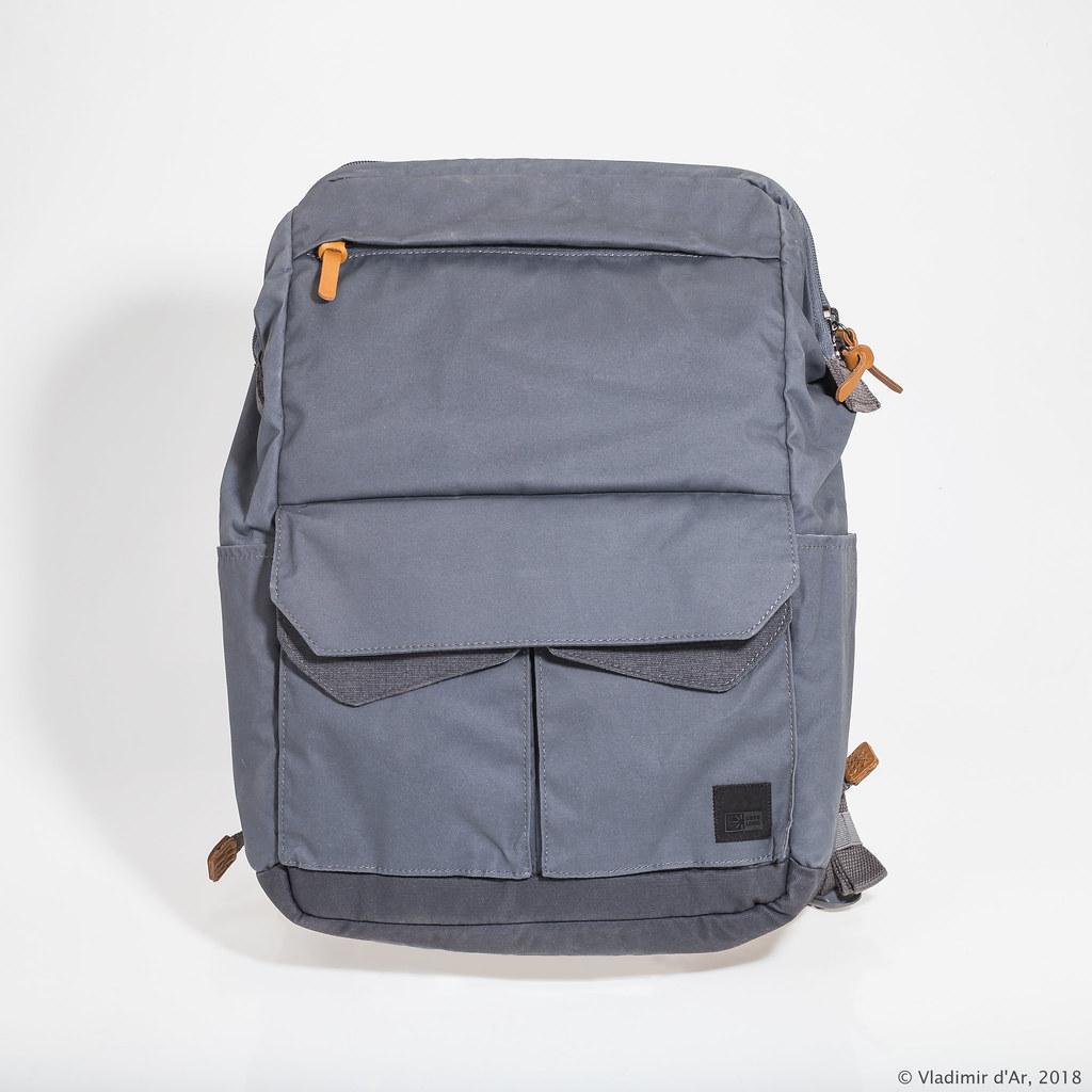 "4a65ee9ea665 Обзор рюкзака Case Logic LoDo для ноутбука 14 "" (LODP-114 ..."