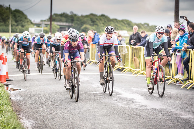 2018 British Cycling Junior Women's Road Series #4 Day 3