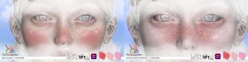 *Rainbow Sundae* for Blush Event