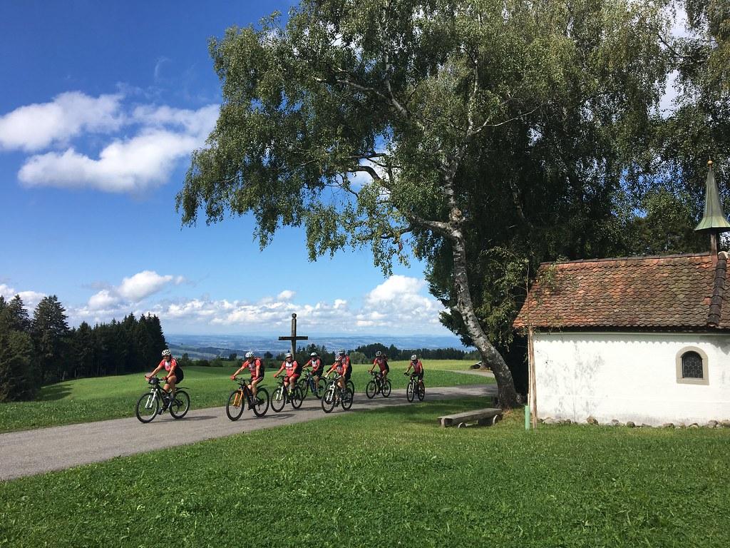 Biketour zur Halsegg vom 26.08.2018