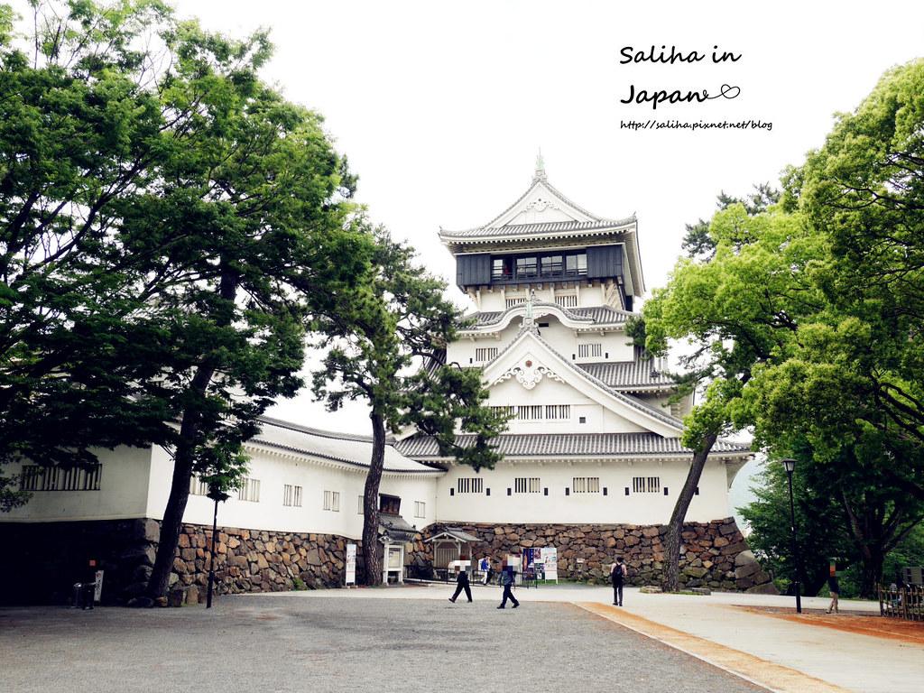 日本九州福岡小倉城一日遊 (1)