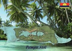 U.S. Minor Outlying Islands (Palmyra, Wake, Johnson, Midway)