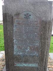 Photo of Anne, Princess Royal, Charles P A G Mountbatten-Windsor, Philip Mountbatten, and Elizabeth II bronze plaque
