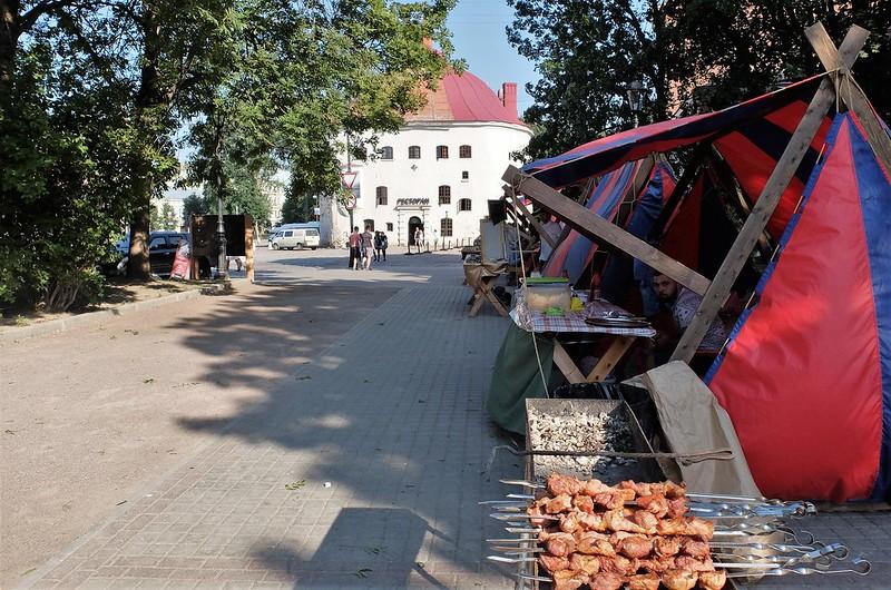 Выборгский квартал фрау Мяу и герр Мурр