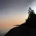 Lake Superior Hazy Evening