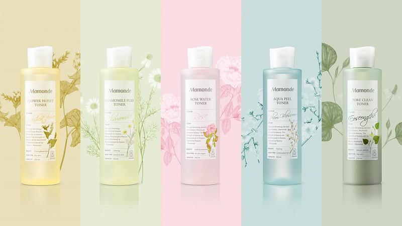 5 Flower Toners