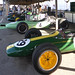 1962 Lotus Climax 24 and 25