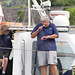 Boat trip captain