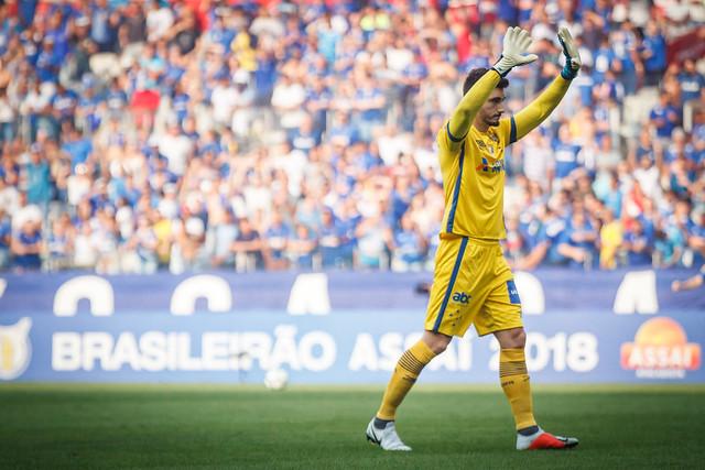 Cruzeiro 0 x 0 A. Mineiro 16/09/2018