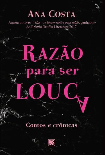 """Lançamento do Livro """"Razão para ser louca"""", em Curitiba 08.09.18"""