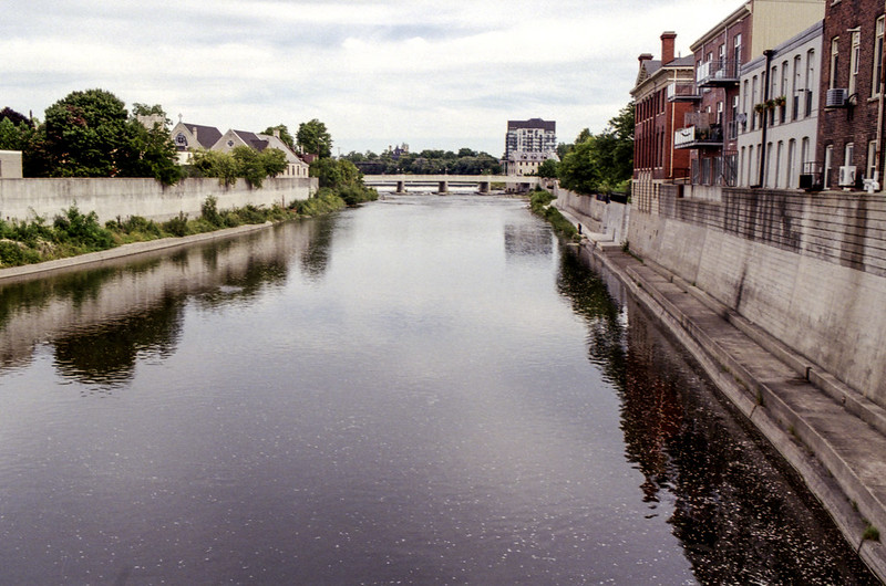 Grand River Relflected Sides