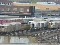 NYCT 207 Street Yard
