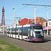 Blackpool Promenade - Tram 008