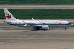 Air China | Boeing 737-8 | B-1220 | Shanghai Hongqiao