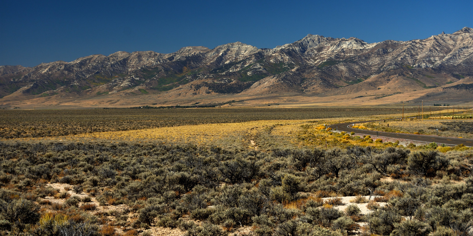photo of Ruby Mountains