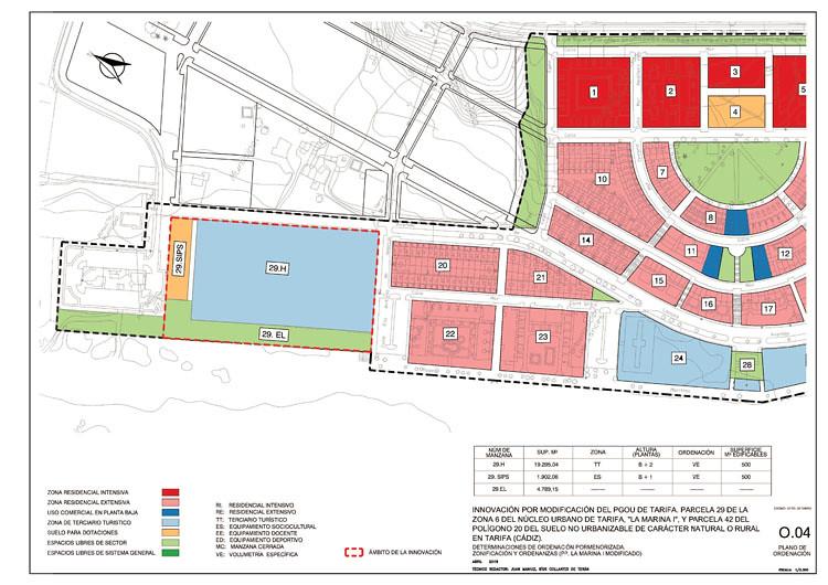 Luz verde para crear nuevas plazas hoteleras en la zona de la marina ...